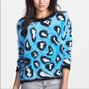 Raga Blue Animal Print Sweater